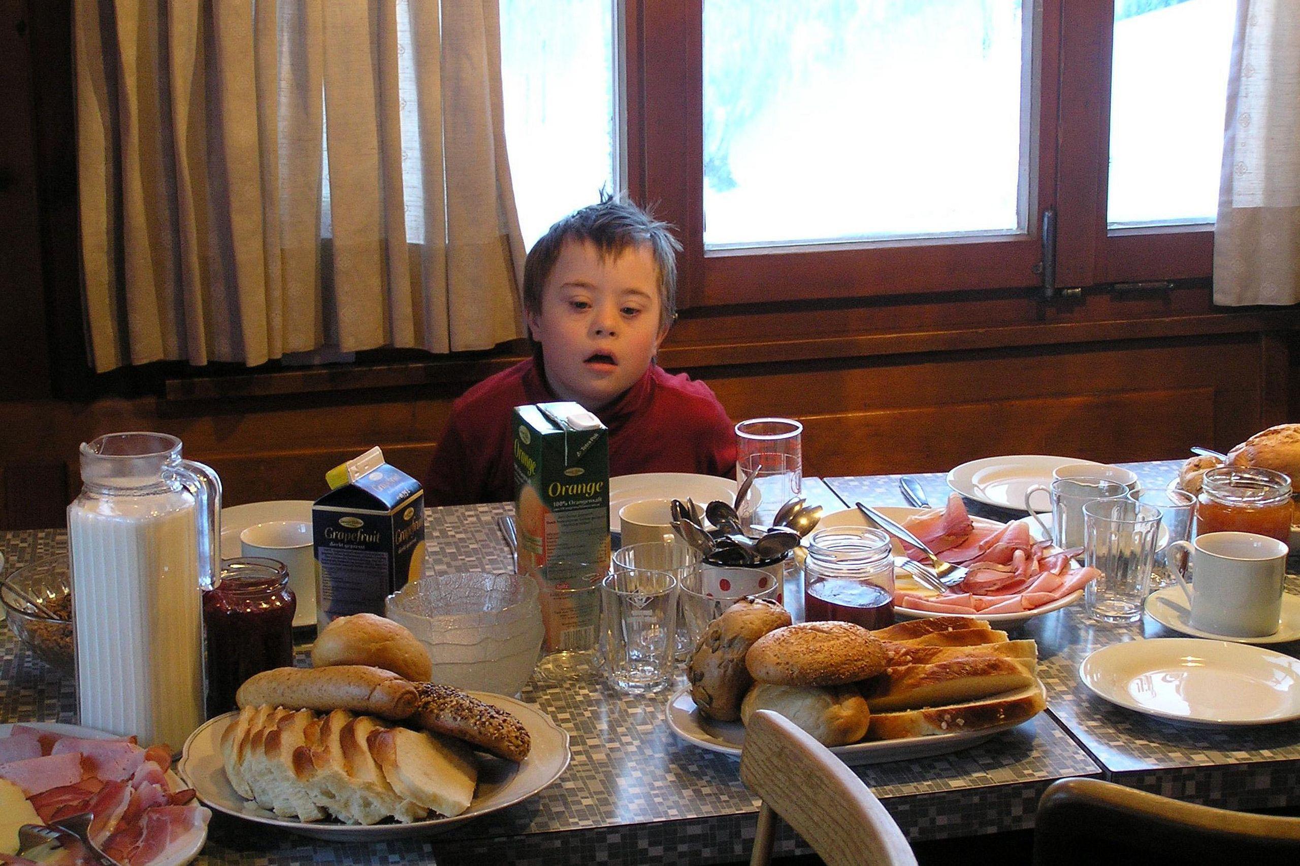 Mmmhhhh! Frühstück