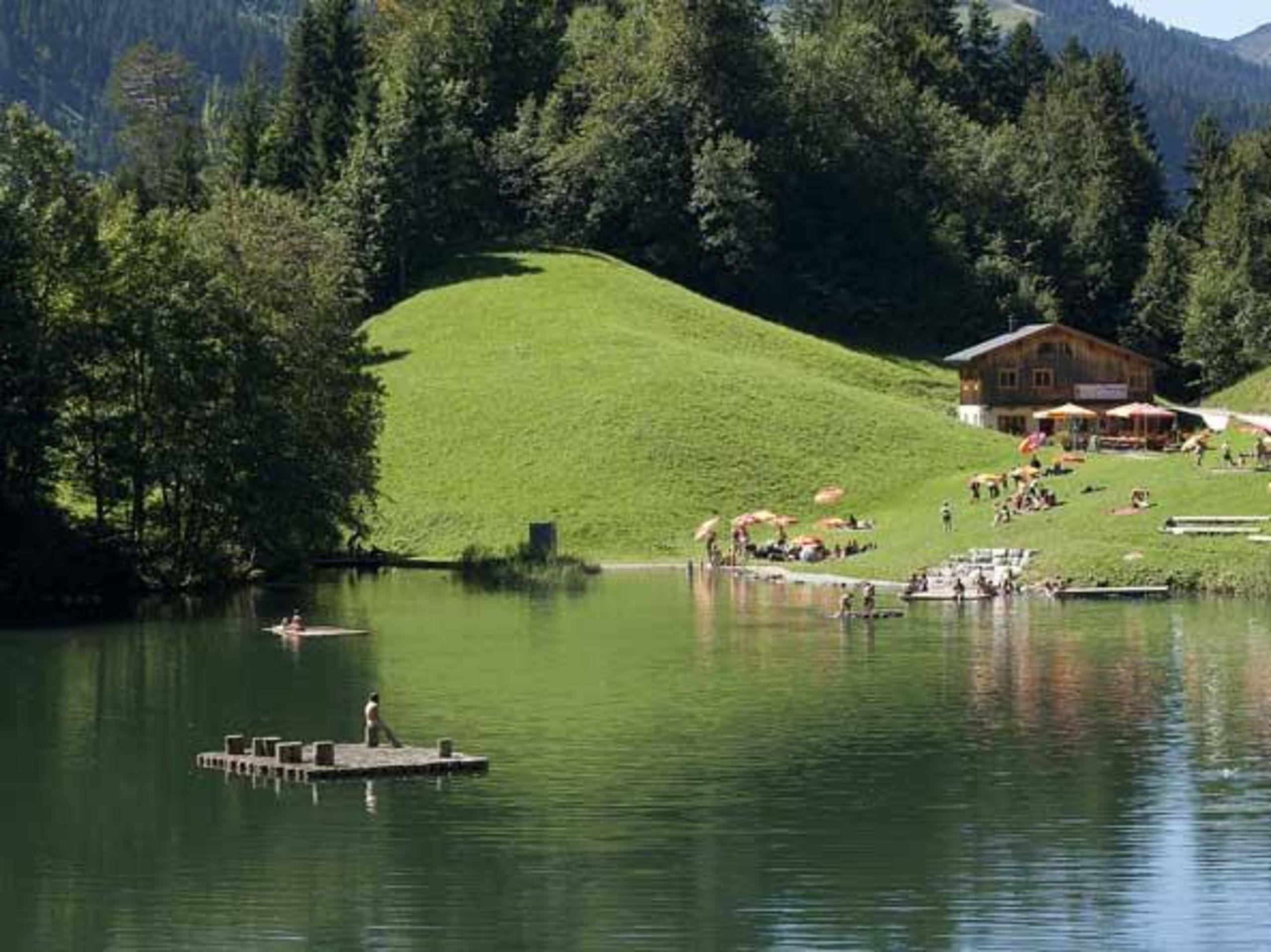 Ausflugsziel Seewaldsee