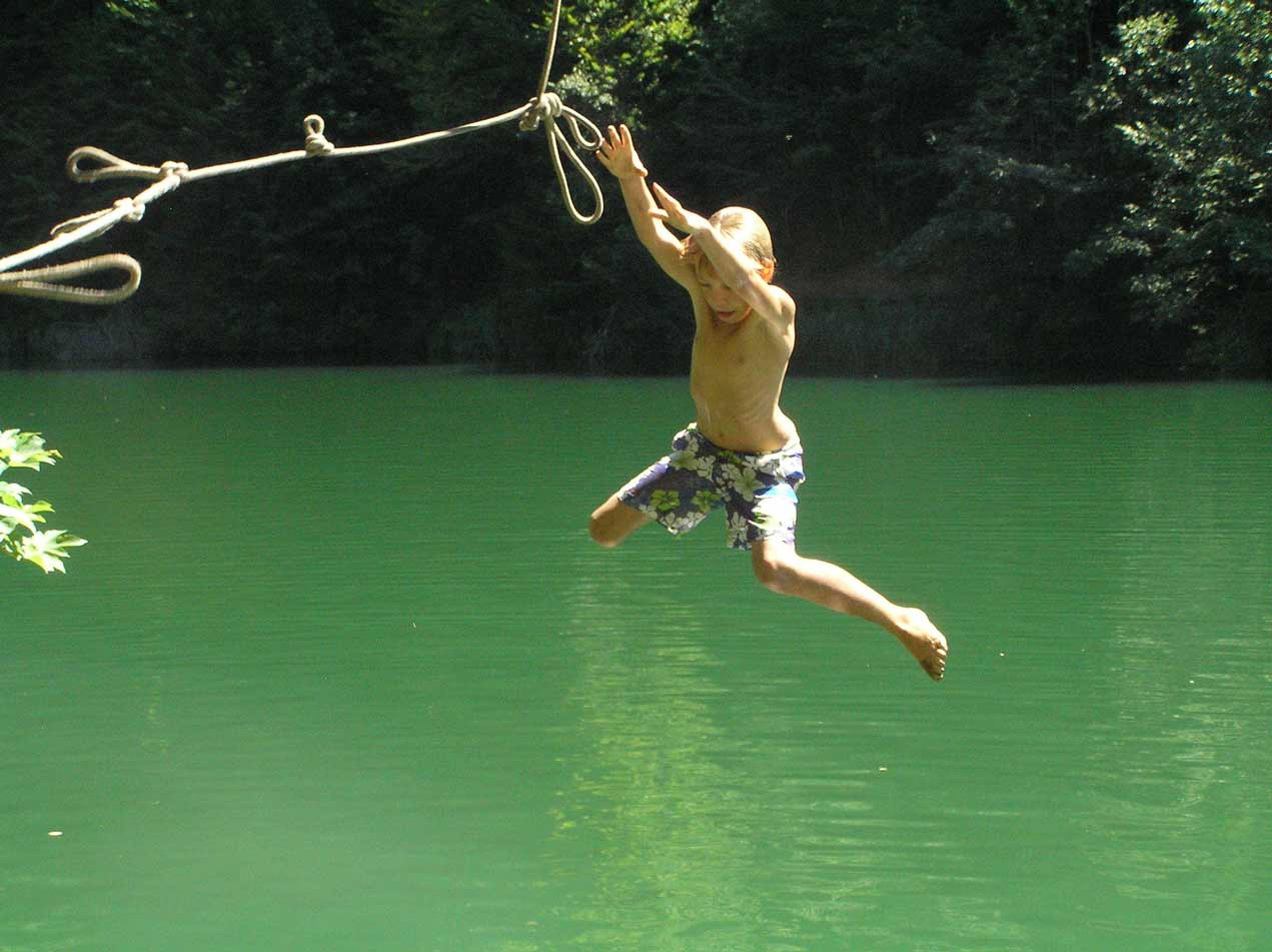Abenteuerspielplatz Seewaldsee