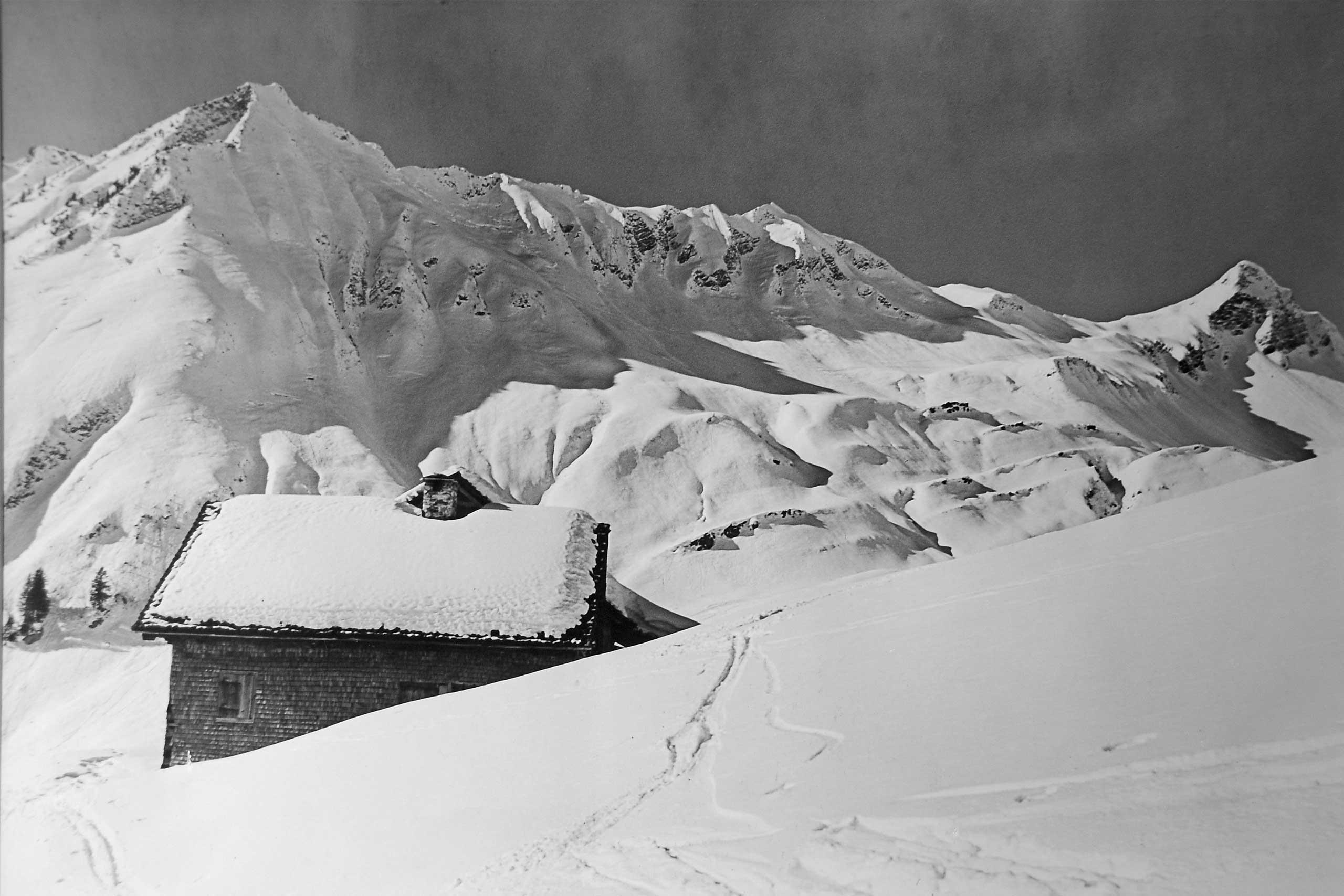Der alte Maisäss 1932