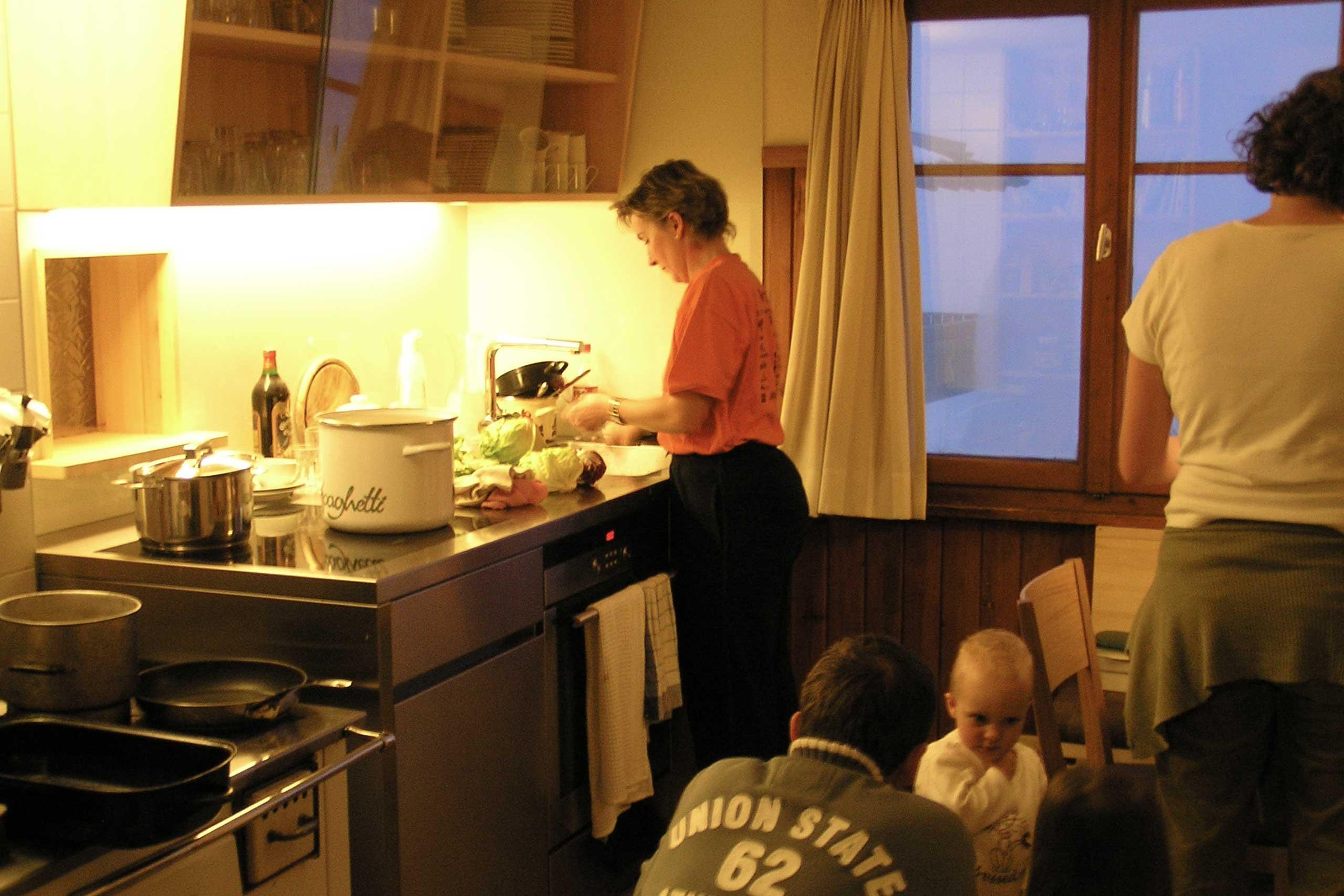 Kochen im Haus Glatthorn